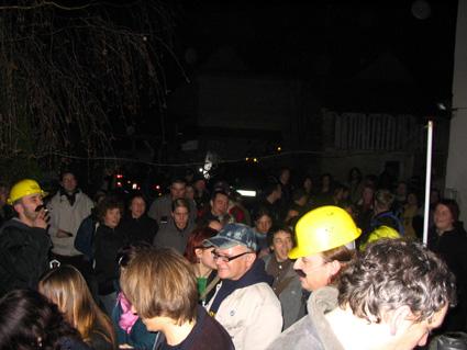 Party hopping gr tzingen 2005 photos jan - Schranke nach mass ...